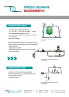 Download Infoprospekt Wasser- und Dampfdosierienheiten